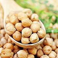 Healthy. Delicious. Chickpea. flavour-img