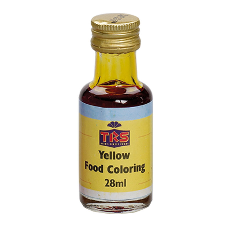 Yellow Food Coloring – TRS Foods