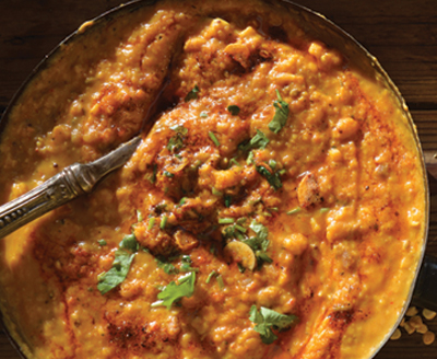 Chana Daal with Rosecoco Beans recipes-img