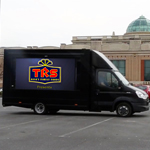 TRS 'Lovers of Flavour' Digital Van & TV launch this weekend news image