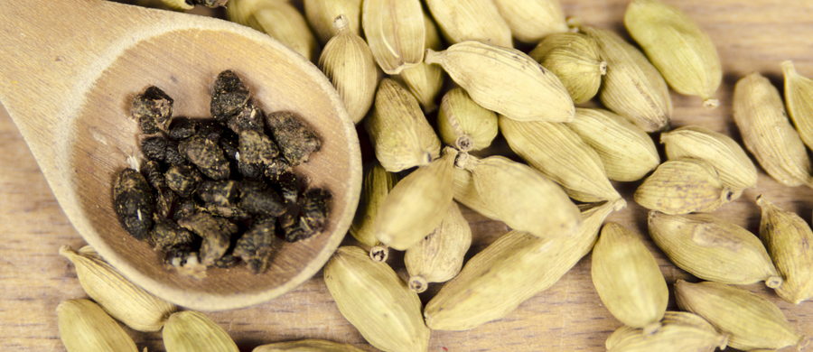 The Aromatic Flavours of Cardamom flavour image