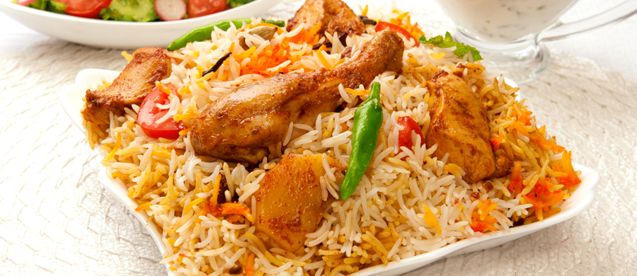 Chicken Biryani recipe image